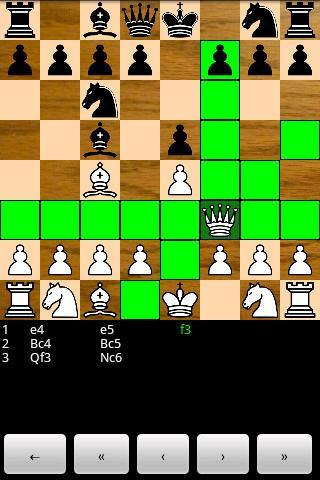 Chess for Android - Imagem 2 do software