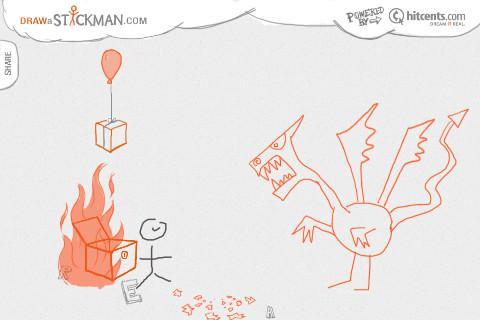 Draw A Stickman - Imagem 1 do software