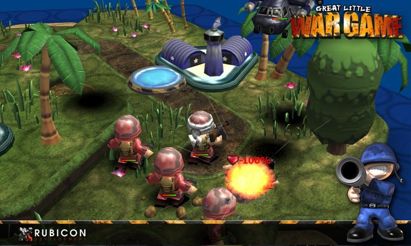 Great Little War Game - Imagem 1 do software