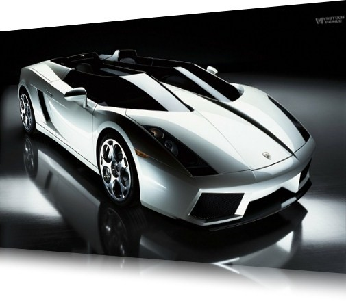 Lamborghini Windows 7 Theme.