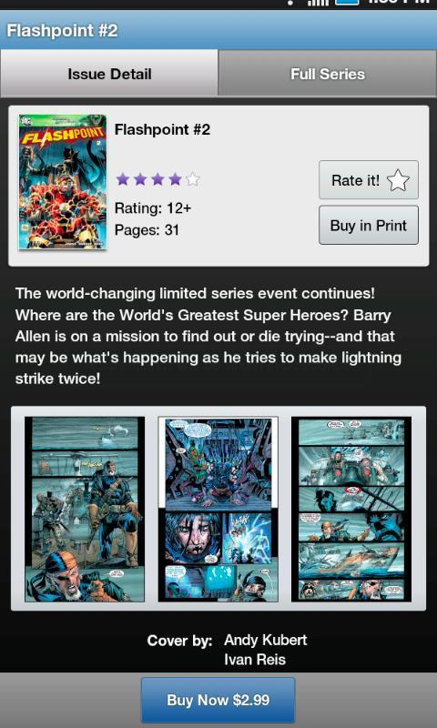 DC Comics - Imagem 2 do software