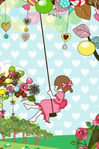 sweet tree LiveWallpaper Free - Imagem 2 do software