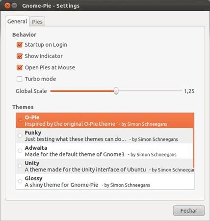 Gnome Pie - Imagem 3 do software