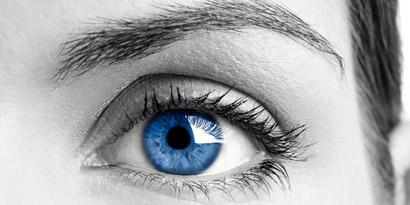 Lente de contato é passado  mude a cor dos olhos com raio laser - TecMundo 8a11b3c19e