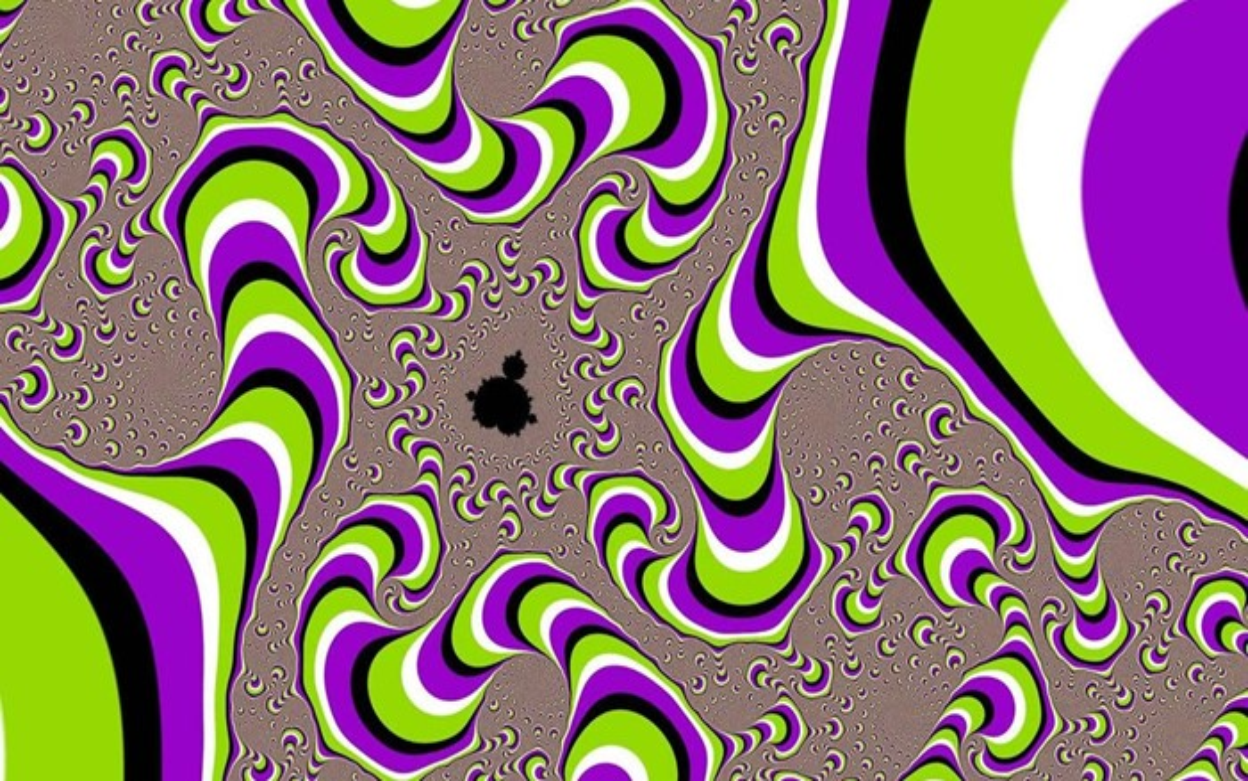 O que temos aqui é uma das melhores ilusões de ótica que já encontramos na  rede. Infelizmente não foi possível localizar seu ... 92baa5db13