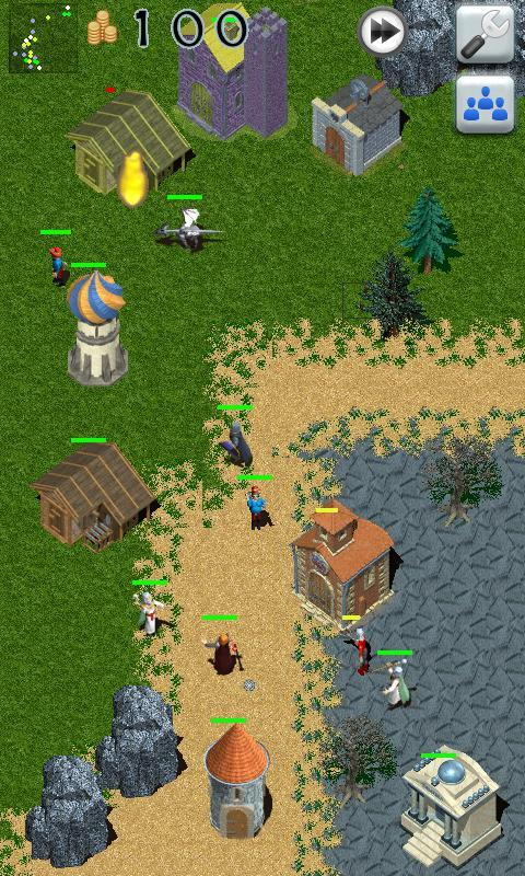 Medieval Empires RTS Strategy - Imagem 2 do software
