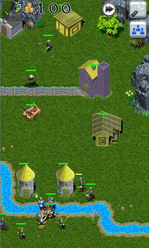 Medieval Empires RTS Strategy - Imagem 1 do software