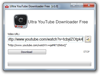 Ultra YouTube Downloader