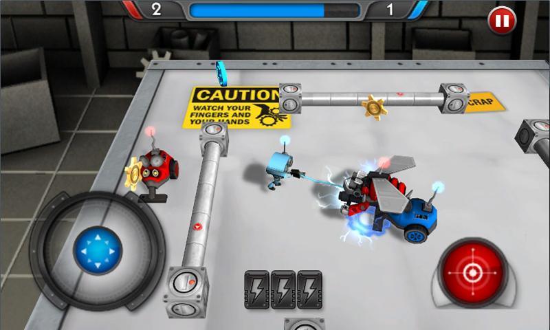 Good Robot Bad Robot - Imagem 1 do software