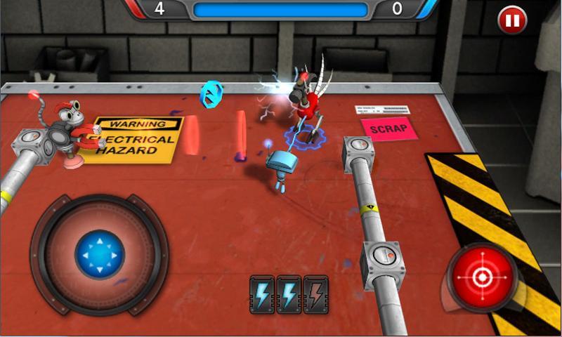 Good Robot Bad Robot - Imagem 2 do software