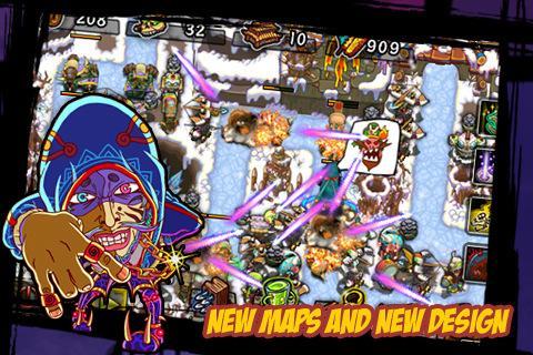 3 Kingdoms TD - Imagem 2 do software