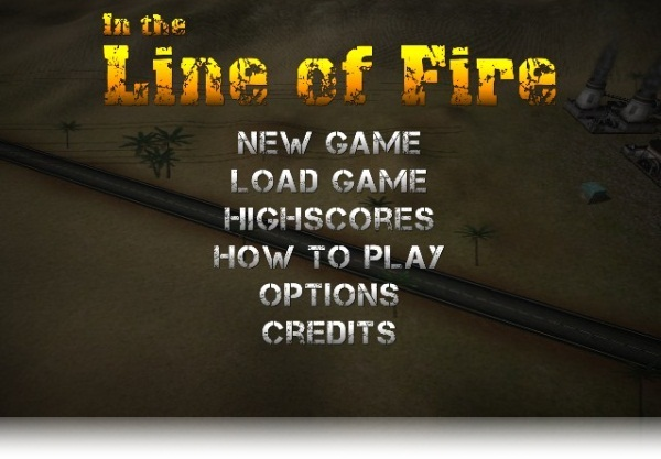 In The Line of Fire - Imagem 2 do software
