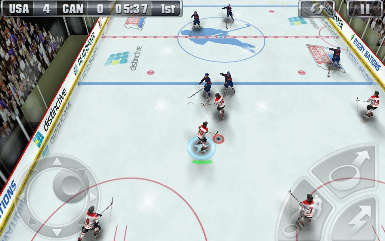Hockey Nations 2011 THD - Imagem 1 do software