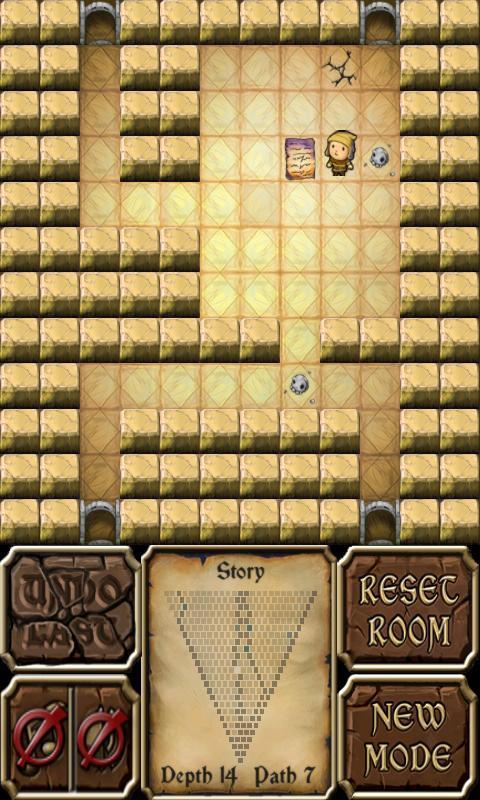 Block Rogue - Imagem 2 do software