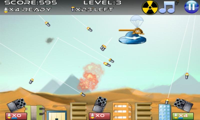 Missile Defense - Imagem 1 do software