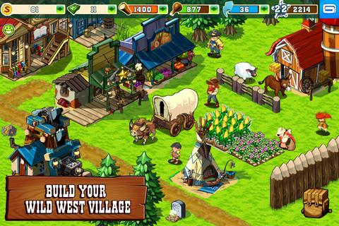 The Oregon Trail: American Settler - Imagem 1 do software