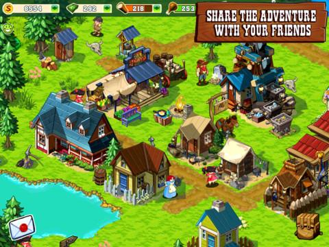 The Oregon Trail: American Settler - Imagem 2 do software