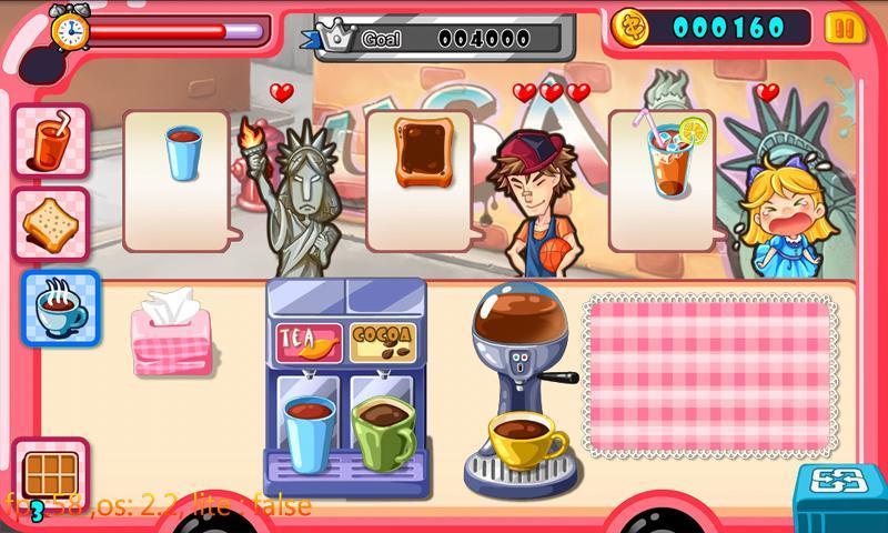 Tea Bar Dash LITE - Imagem 2 do software