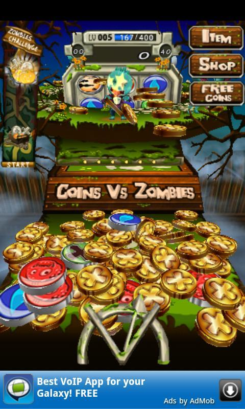 Coins Vs Zombies - Imagem 2 do software
