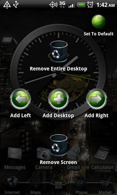 Crazy Home Lite - Imagem 2 do software