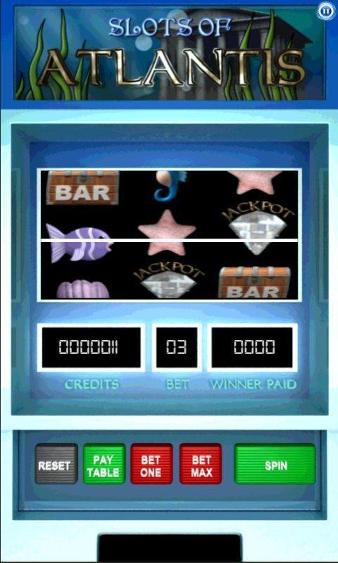 Slots of Atlantis Lite - Imagem 1 do software