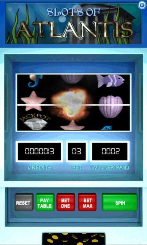 Slots of Atlantis Lite - Imagem 2 do software