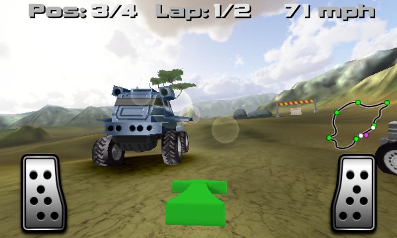 Acceler8 - Imagem 2 do software
