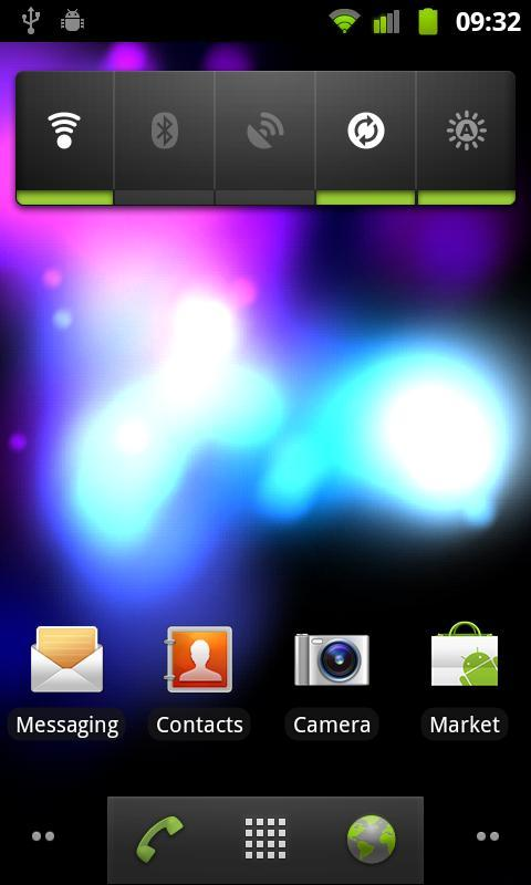 Crazy Colors Live Wallpaper - Imagem 2 do software