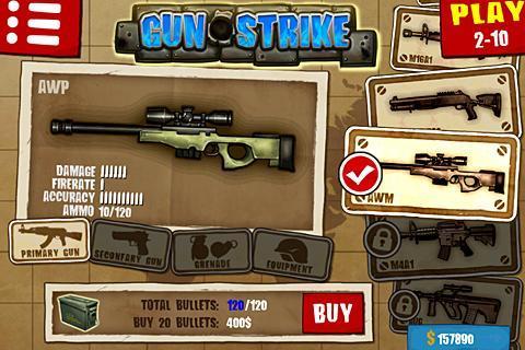 Gun Strike - Imagem 2 do software