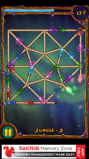 Burn the Rope Worlds - Imagem 2 do software