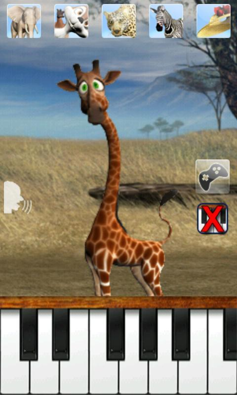 Talking George The Giraffe - Imagem 2 do software
