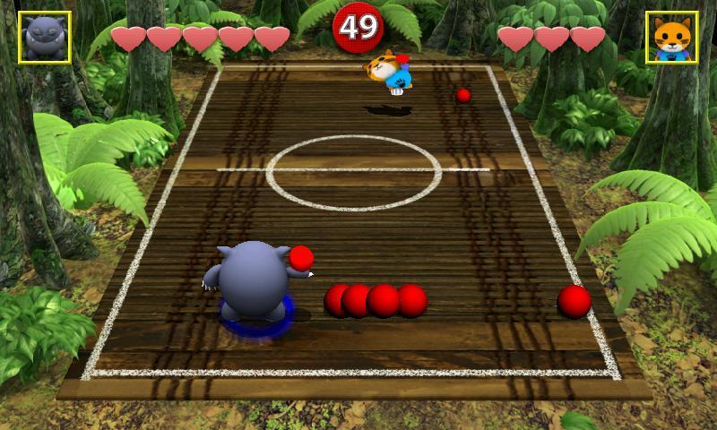 Chompy´s Dodgeball - Imagem 2 do software