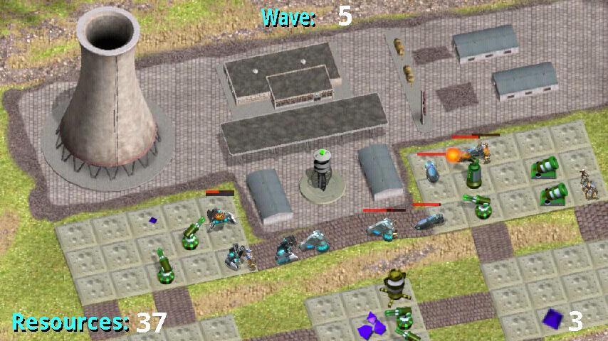 Tower Raiders 2 FREE - Imagem 2 do software