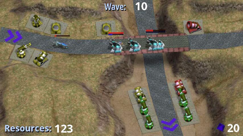 Tower Raiders 2 FREE - Imagem 1 do software