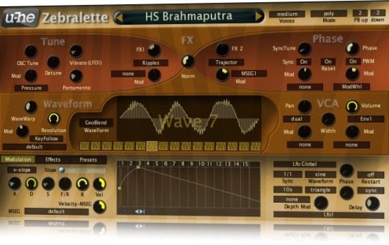Zebralette - Imagem 1 do software