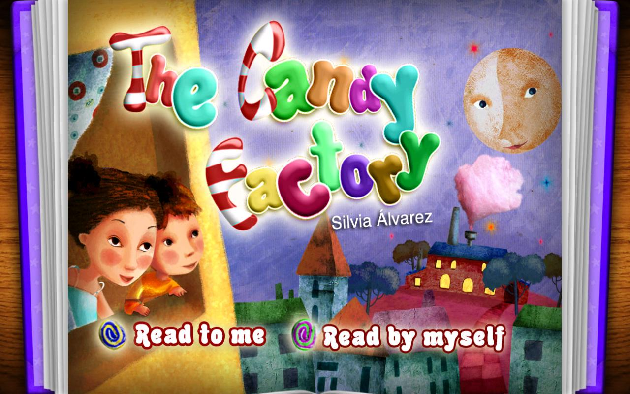 The Candy Factory HD