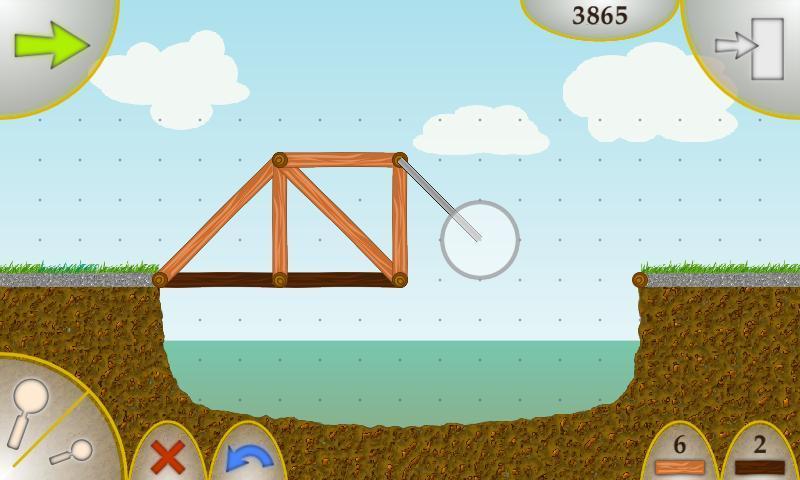 Wood Bridges Free - Imagem 1 do software