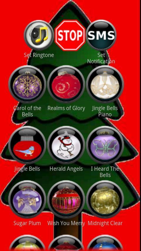 Christmas Ringtones and Sounds - Imagem 1 do software