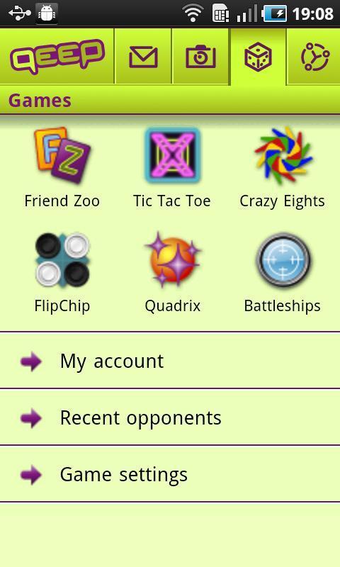 Friends, Fun, Free – qeep - Imagem 2 do software