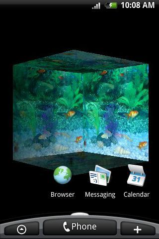 Aquarium 3D - Imagem 2 do software
