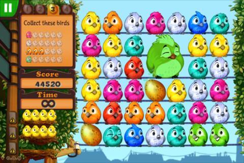 Fluffy Birds - Imagem 2 do software