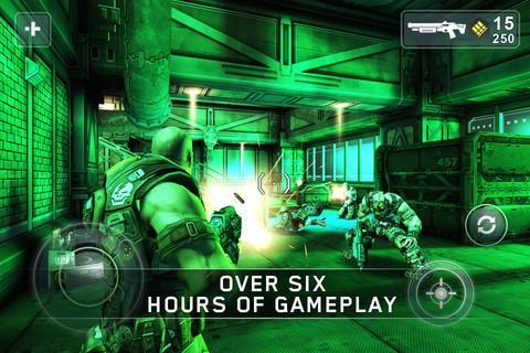 Shadowgun - Imagem 2 do software