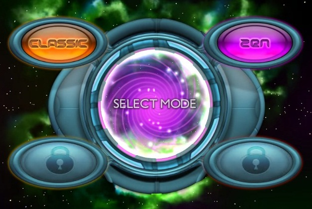 Jogue para desbloquear os modos de jogo