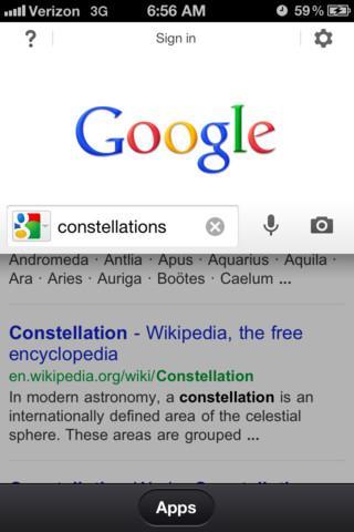 Google Search - Imagem 1 do software