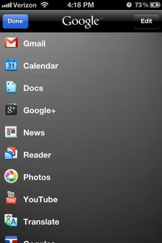 Google Search - Imagem 4 do software
