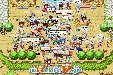 The World of Magic - Imagem 2 do software