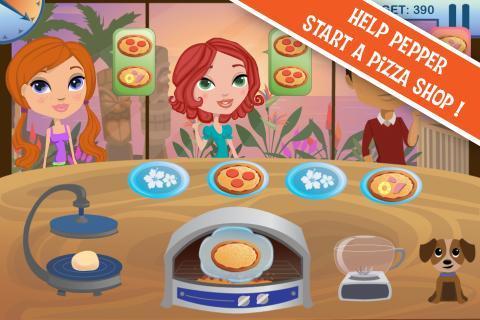 Pepper´s Pizza Shop - Imagem 1 do software