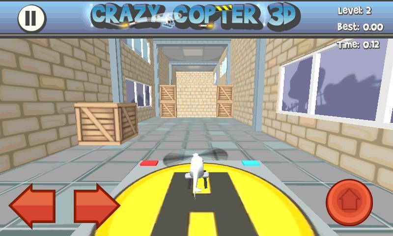 Paper Glider Crazy Copter 3D - Imagem 1 do software