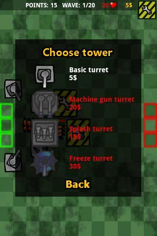 Wicked Sick Defence - Imagem 2 do software