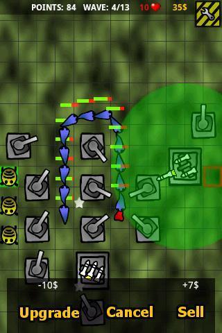 Wicked Sick Defence - Imagem 1 do software